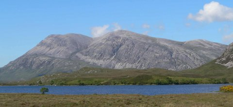 Arkle: Lewisian-Cambrian unconformity