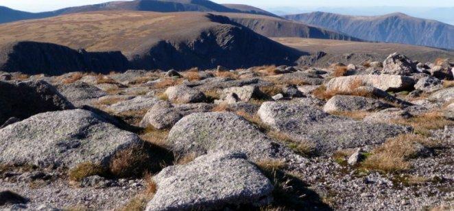 Cairngorm Granite (Silurian)