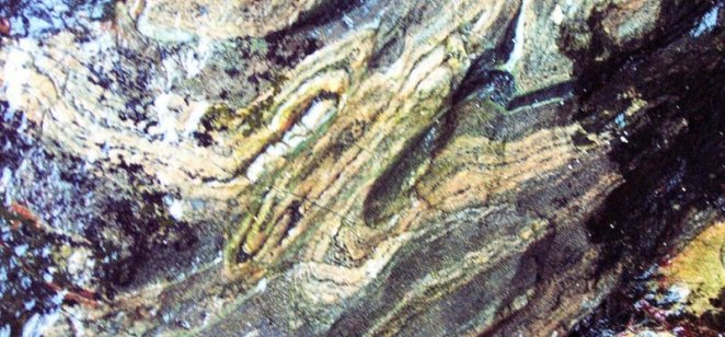 Lewisian gneiss, Harris (Archean/Palaeoproterozoic)