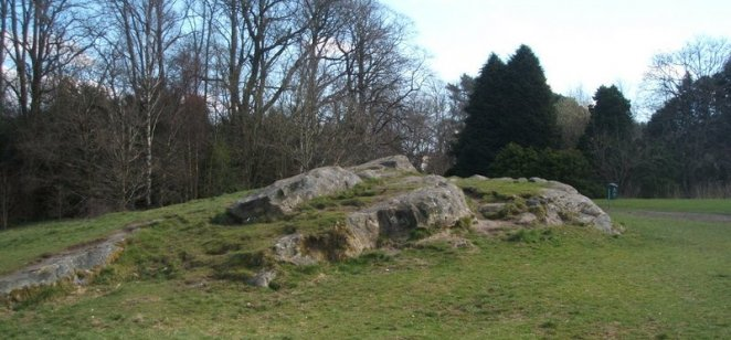 Picnic Rock at Rouken Glen (1)