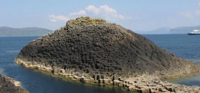 Staffa basalt