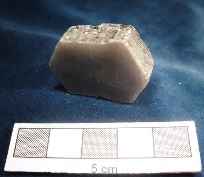 Hexagonal habit (sapphire)